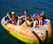 towables, tubing, inflatable towable